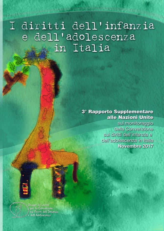 Pubblicato il3° Rapporto Supplementare del Gruppo CRC