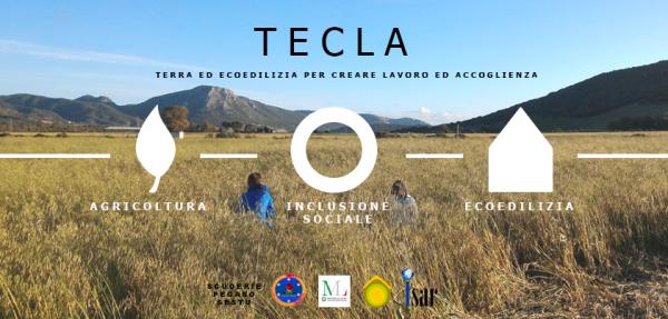 Progetto TECLA – Terra ed Ecoedilizia per Creare Lavoro ed Accoglienza